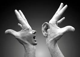 listen, listener, listening ,hear