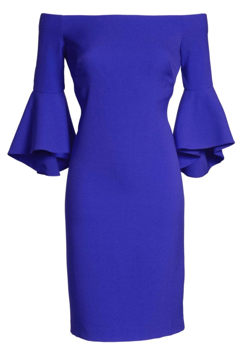 6e7121849b0 ... to be a wedding guest favorite. The color is sure to make any skin tone  pop