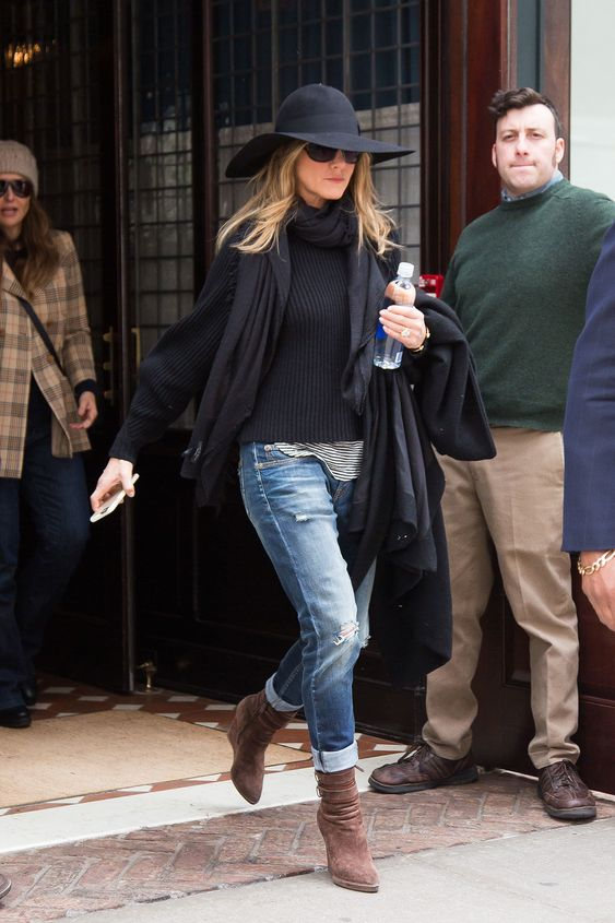 Most Stylish Celebs Over 50